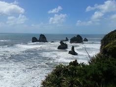 The Great Coast Road, Nieuw-Zeeland #newzealand #roadtrip