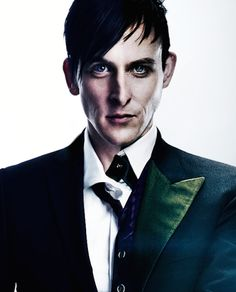 Robin Lord Taylor plays Oswald Cobblepot/ The Penguin in Gotham http://insane-for-crane.tumblr.com/