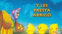 #Cuentostube #isFamilyFriendly Los pollitos dicen Pío, Pío, Pío - Cuentos y Rondas Infantiles
