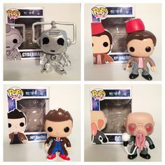 funko pop doctor who