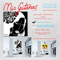 Prints Flamenco Art Decoration