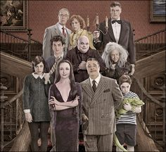 The Addams Family (original cast) on Broadway. OC High School of the Arts alum Krysta Rodriguez was Wednesday (far left in front) She was this season's guest star on Smash TV. OC High School of the Arts OShop