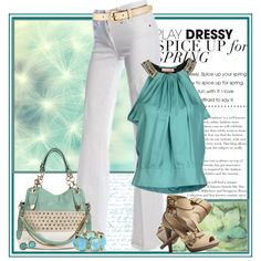 Cant Wait For Spring by johnna-cameron on Polyvore