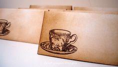 Vintage teacup - possible tattoo idea