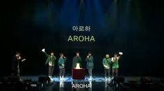 160223 ASTRO's Official Fanclub/Fandom name is AROHA (ASTRO Hearts All Fans) announced today @ ASTRO Debut Showcase