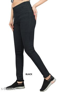 Checkout this latest Jeggings Product Name: *Denim Women Jeggings * Sizes:  28 (Waist Size: 28 in, Length Size: 38 in)  30 (Waist Size: 30 in, Length Size: 38 in)  32 (Waist Size: 32 in, Length Size: 38 in)  34 (Waist Size: 34 in, Length Size: 38 in)  36 (Waist Size: 36 in, Length Size: 38 in)  38 (Waist Size: 38 in, Length Size: 38 in)  40 (Waist Size: 40 in, Length Size: 38 in)  Country of Origin: India Easy Returns Available In Case Of Any Issue   Catalog Rating: ★4.1 (335)  Catalog Name: Sana Graceful Women's Jeggings CatalogID_893017 C79-SC1033 Code: 944-5909756-7521