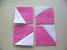 another wind mill - pin wheel block Pinwheel Tutorial, Patchwork Tutorial, Quilt Square Patterns, Square Quilt, Fun Patterns, Twister Quilts, Quilting Board, Quilting Ideas, Single Quilt