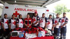 GRACIAS  Cruz Roja Mexicana Delegación Allende por su reciente adquisición de equipo para sus Ambulancias.    Siempre un gran placer poder verles, el Mejor de los Éxitos para su Gran Equipo de Trabajo ☺  EMS Mexico | Equipando a los Profesionales