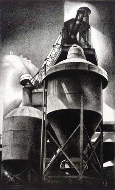 Louis Lozowick - 1929