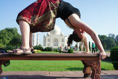 Taj Mahal Time