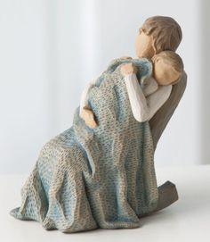 """The Quilt"" Willow Tree Figurines"