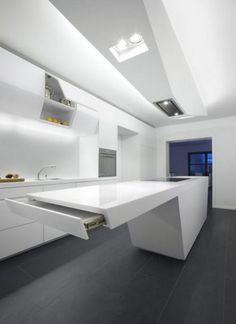 Dettagli minimal in cucina