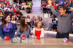 Kids Bust Health Myths Their Parents Told Them  ///ORIGINALLY AIRED :   3/28/2014    ///VIDEOS: Your Kids Take Over the Dr. Oz Show, Pt 1-2 Kids Expose Their Parent's Most Embarrassing Habits, Pt 1- 2 Dr. Oz's Anatomy Class, Pt 1-3