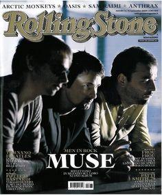 Rolling Stone Magazine - Muse