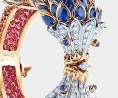 The fertile imagination of Tiffany designer Jean Schlumberger created fantastical jewels never before seen by the world.