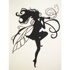 Fairys free dxf and svg file Fairy Silhouette, Fairy Lanterns, Bird Free, Kobold, Fairy Art, Jar Crafts, Line Art, Paper Art, Coloring Pages