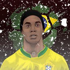 Ronaldo, Karl Malone, Football Art, Scorpion, Caricature, Fifa, Brazil, Mugs, Stars