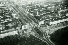 Проспект Луначарского/Гражданский проспект. 1994 г. Фото: Anspok Evgeny.