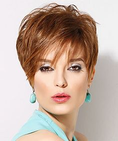 Short Hairstyle For Women Fair Add A Little Rock 'n' Roll Vibe To Your Short Hairstyle With A White