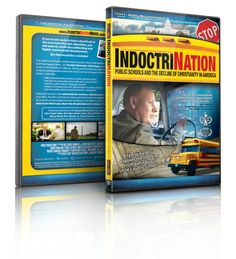 Great Commission Films {Review of Indoctrination} - Raising Soldiers 4 Christ