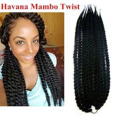 Havana mambo twist, soft  havana  synthetic havana mambo braids, 2s havana jumbo braids, crochet twist braid hair  https://www.stylishntrendier.com