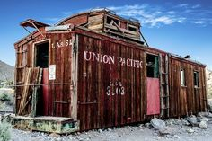 Abandoned, Blue Skies, Desert, Ghost Town, House, Hut