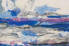 Ellen Komentpaintings-Karan Ruhlen Gallery