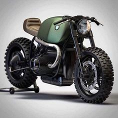 BMW R100 Cafe Racer #motorcycles #caferacer #motos | caferacerpasion.com