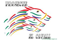 PROJECTE EL CAVALL Project, Unicorns, Animals, Fictional Characters, Jr, Ideas, School, Animal Projects, Infant Crafts