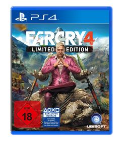 Far Cry 4 - Limited Edition - [Playstation 4]: Amazon.de: Games