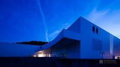 Aomori Museum of Art (青森県立美術館). /  Architect : Jun Aoki (設計:青木淳建築計画事務所).