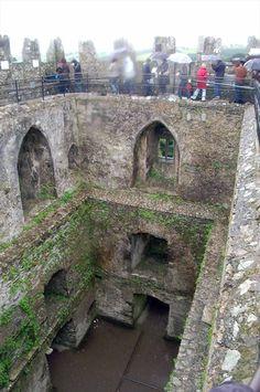 Kiss the Blarney Stone! Blarney Castle, County Cork, Ireland Image