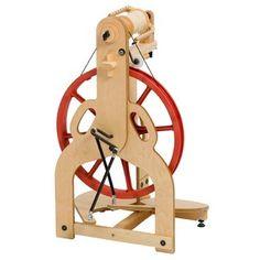 Schacht Ladybug Spinning Wheel - Double Treadle