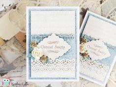 Kartki z okazji Chrztu świętego dla chłopca, cardmaking, scrapbooking, handmade cards