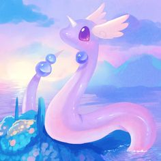 Dragonair. Where have you been all my life xD