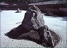 Japanese Gardens: Beyond Moss and Stone Zen Rock Garden, Dry Garden, Ryoanji, Heian Period, Town House, Japanese Style, Buddhism, Kyoto, Bonsai