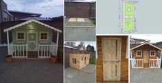 DIY Pallets Playhouse - Home Design - Google+