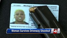 STAND AND FIGHT! Detroit Grandmother/Carry Permit Holder Shoots Her Way Out Of Ambush With Concealed Handgun | Bearing Arms (paris permit)