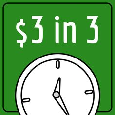Check out the new game $3 in 3!  #stumin #creativegames #3in3 #budgetgames #familygames http://stumingames.com/2017/06/3-3-minutes/