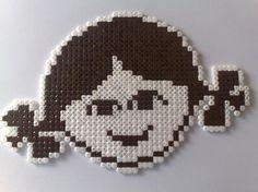 Mathilde / Hama perler beads  / Bügelperlen