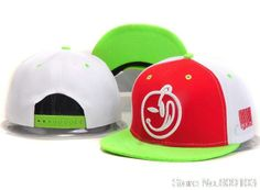 Freeshipping hiphop YUMS classic snapback caps in red green white fashion hats men & women baseball hat without MOQ ! $9.99