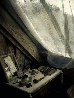 in my attic