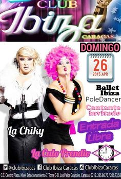Domingo Ibiza 26/04