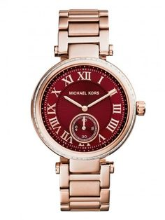 #MichaelKors #Gift #Roos #Fashion #Watch
