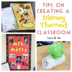Mrs. Mitts' Disney Themed Classroom