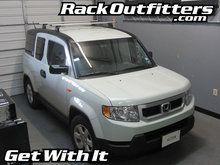 Honda Element Thule Rapid Podium AeroBlade Roof Rack '03-'11