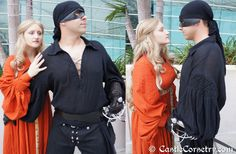Princess Bride cosplay by Castle Corsetry AWESOME!!!