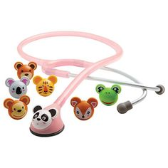 ADC ADimal Pediatric Adscope Stethoscope | allheart.com...I want this sooooooooooooooooo bad for when I work at Children's Hospital