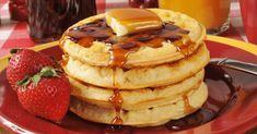 Waffle Recipes, Copycat Recipes, Breakfast Casserole, Breakfast Recipes, Homemade Maple Syrup, Fluffy Waffles, Buttermilk Waffles, Crispy Waffle