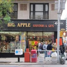 Photo of Big Apple Souvenirs & Gifts - New York, NY, United States. Big Apple Souvenirs & Gifts in New York City